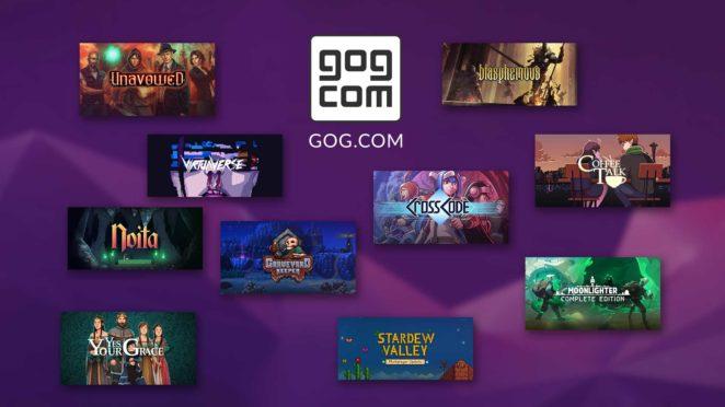 gog pixel art sale