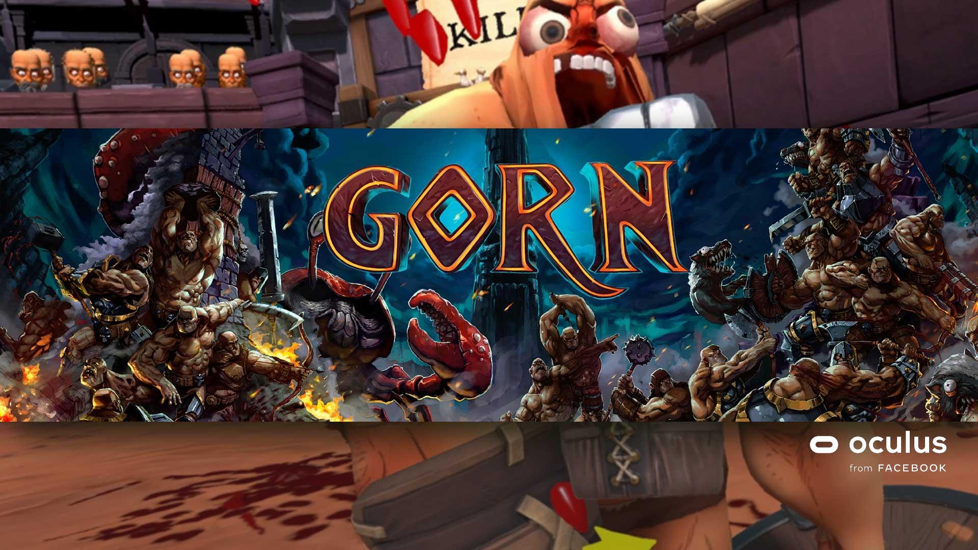 gorn oculus quest cover