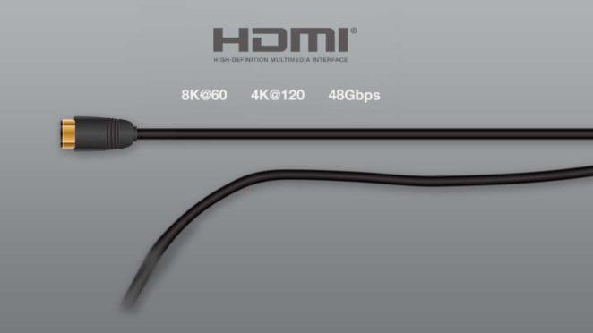 hdmi 2 1 standard
