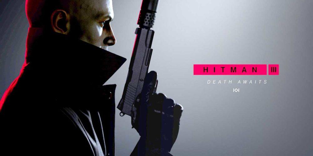 hitman 3 cover bright