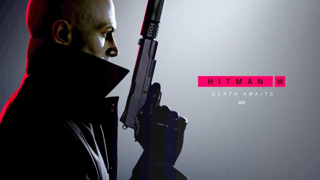 hitman 3 cover bright
