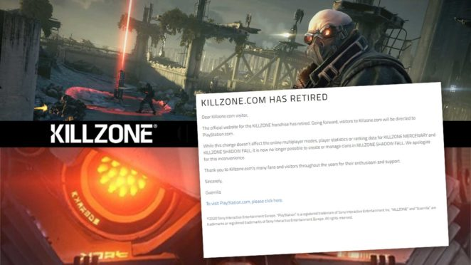 killzone endet