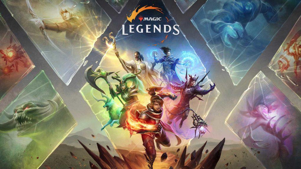 magic legends cover