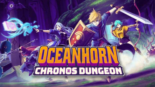oceanhorn chronos dungeon cover
