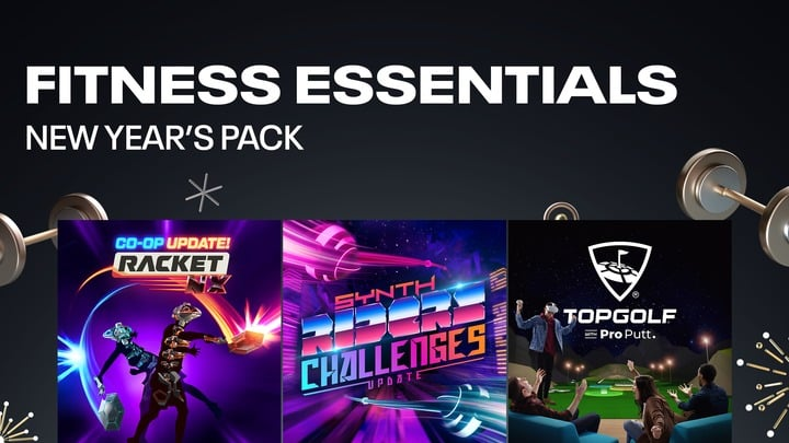 oculus 2021 fitness pack