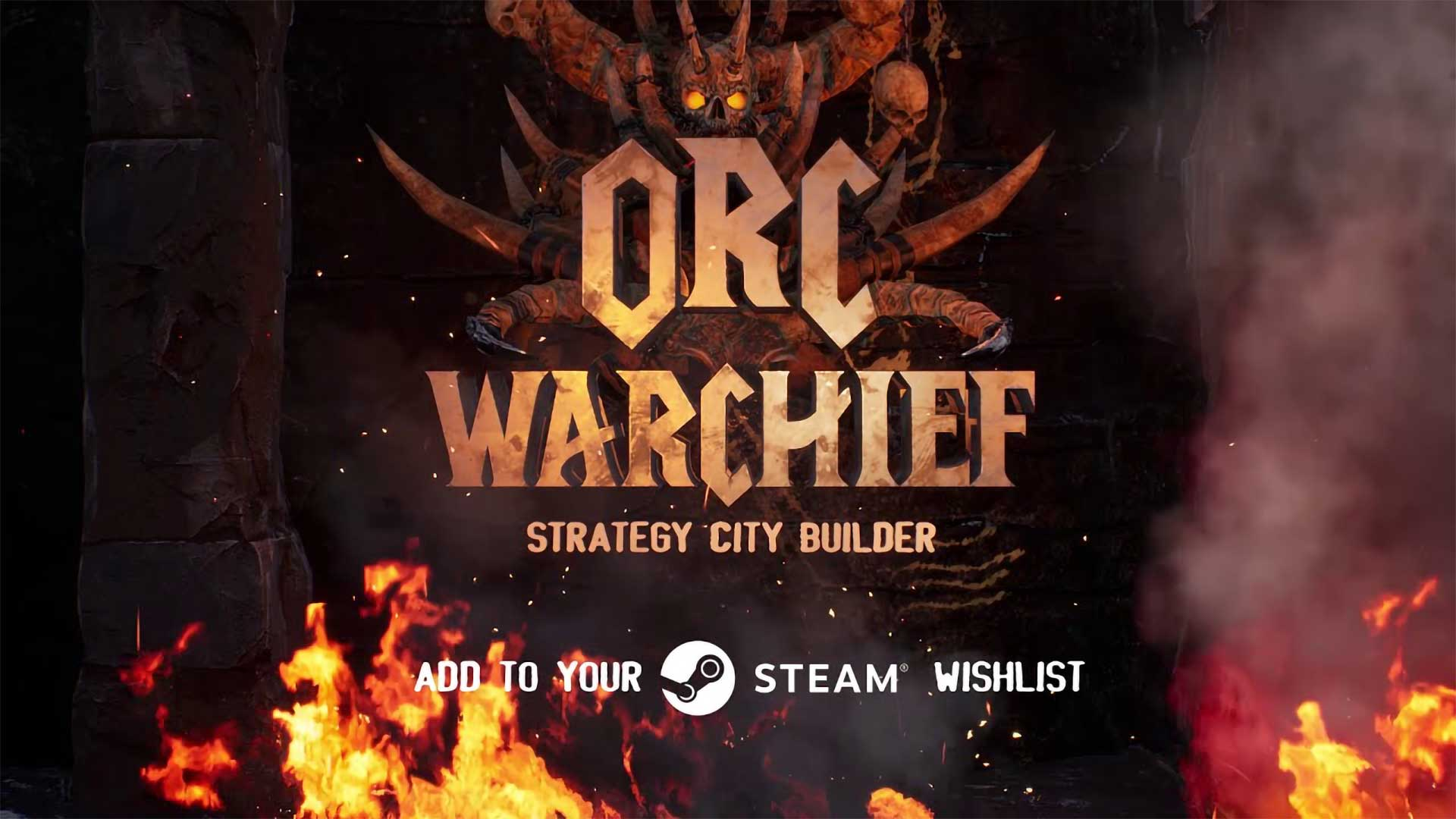 orc warchief strategy city builder