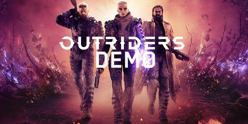 outriders release demo