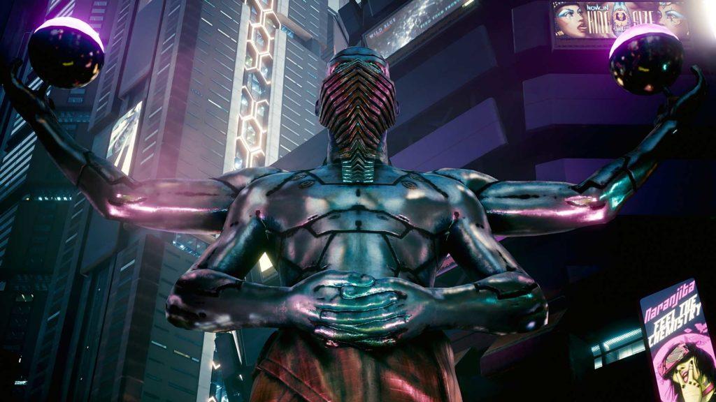 Das Finale in Cyberpunk ist leider nicht final. Eine schwierige Abwägung, ob dieses Konzept gefällt oder nicht.