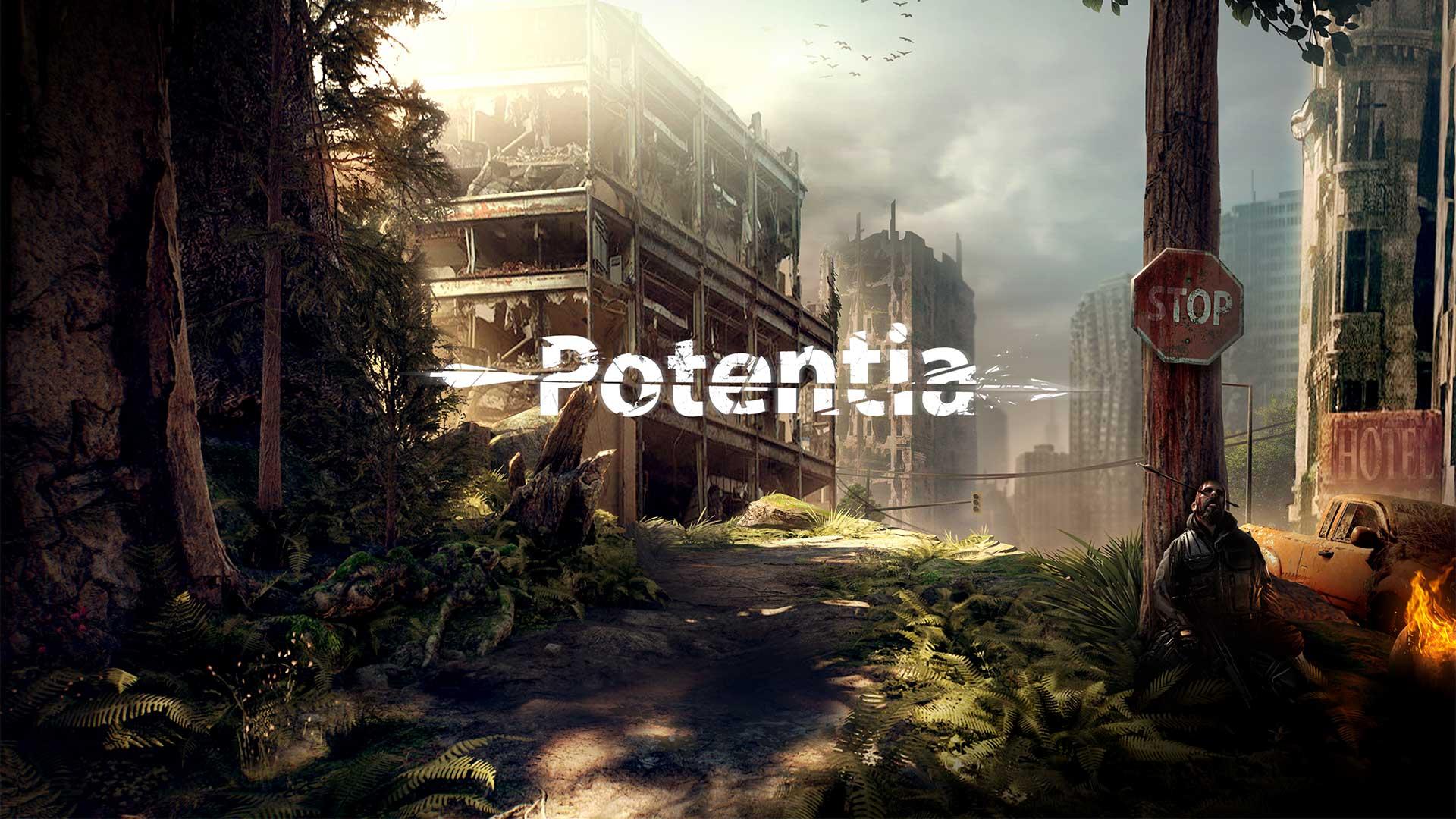 potentia cover