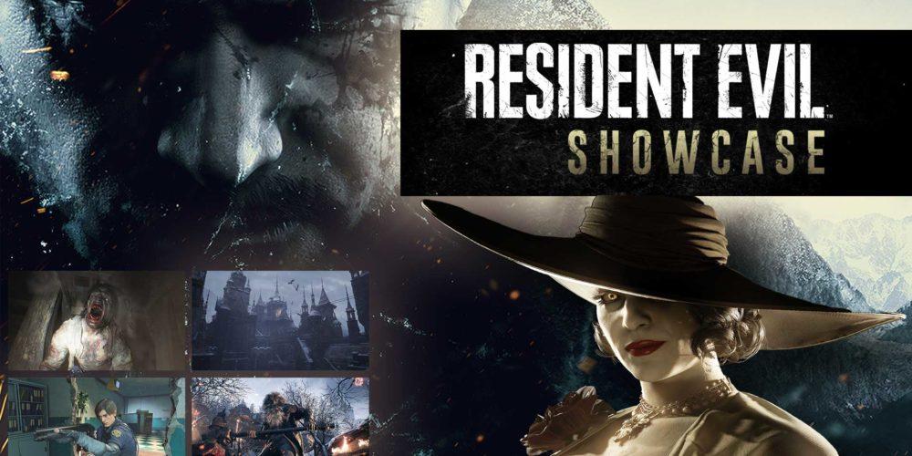 resident evil showcase cover