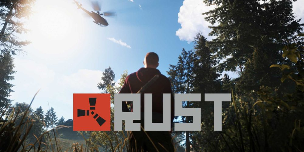 rust survival game