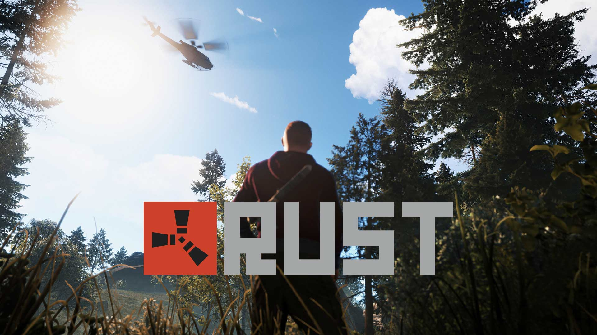 rust survival game