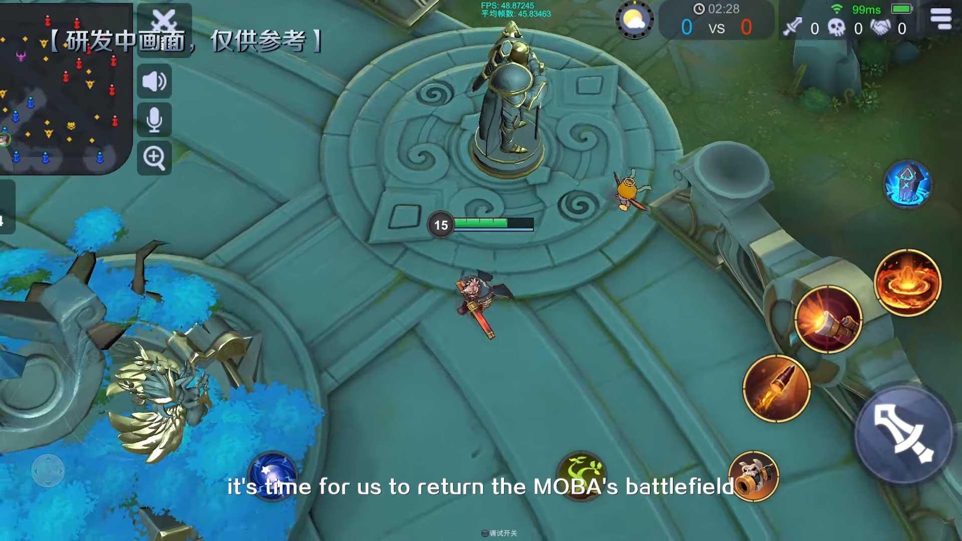 yt screen gameplay babt