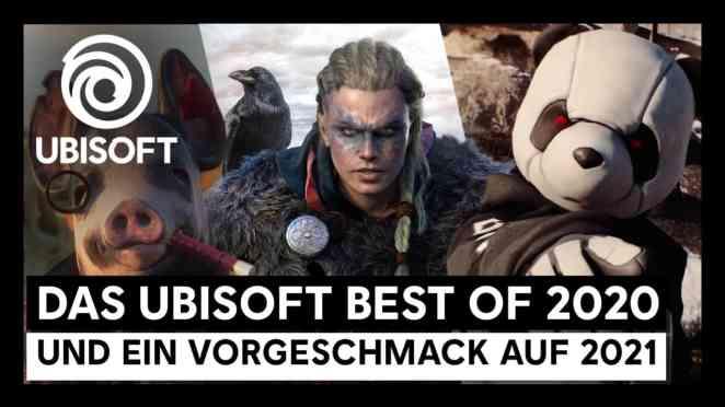 Das Ubisoft Best Of 2020 und ein Vorgeschmack auf 2021 Ubisoft DE 1