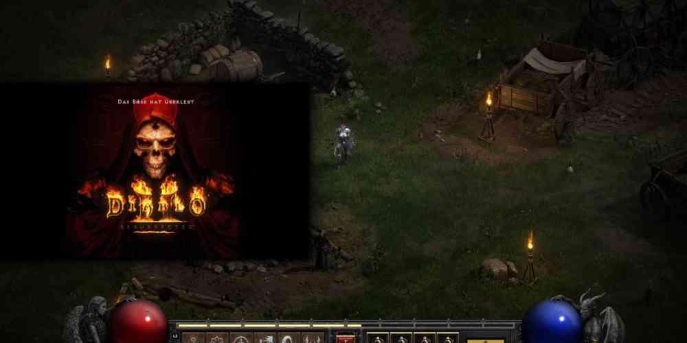Diablo 2 Resurrected header