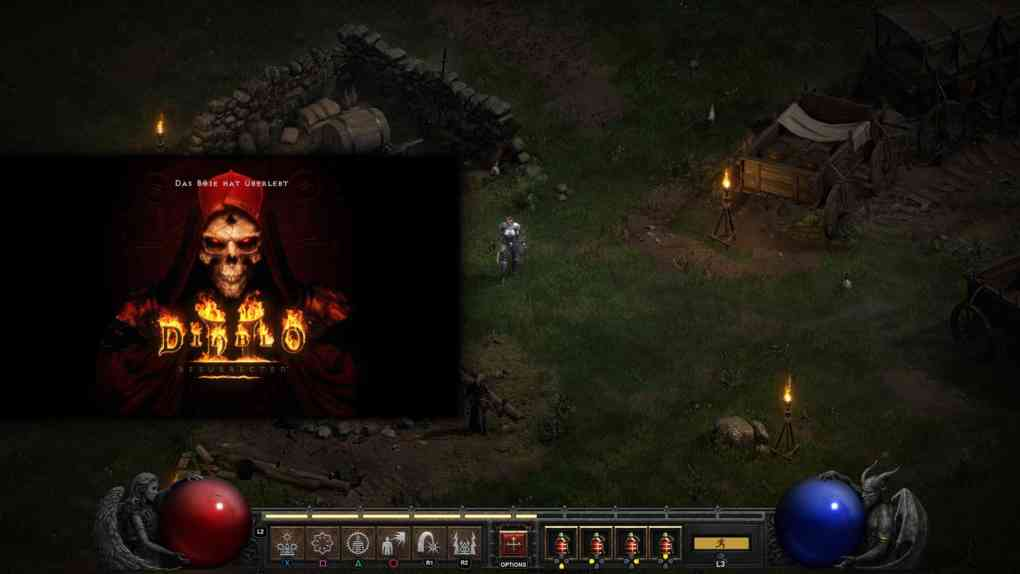 Diablo 2 Resurrected header