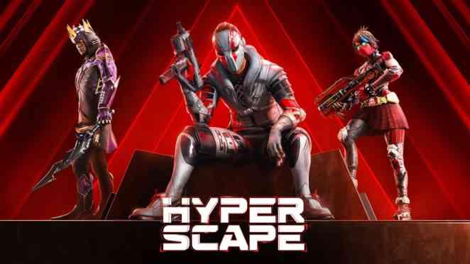 Hyper scape season 3 theme
