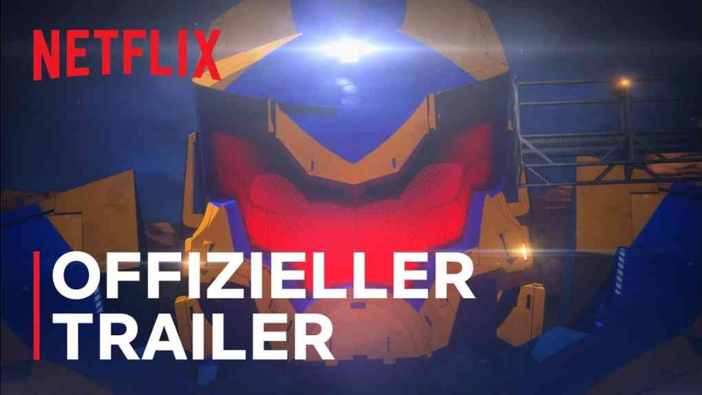 Pacific Rim The Black Offizieller Trailer 1 Netflix