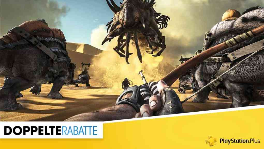 PlayStation Plus Doppelte Rabatte