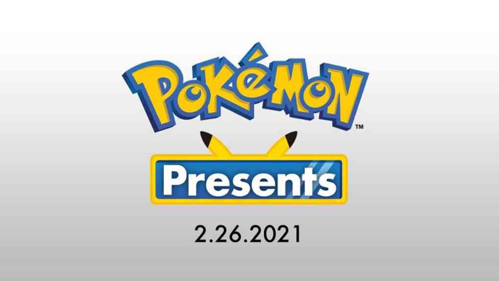 Pokemon Presents Februar 2021