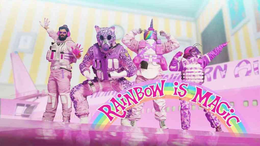 Rainbow is Magic kehrt zurueck