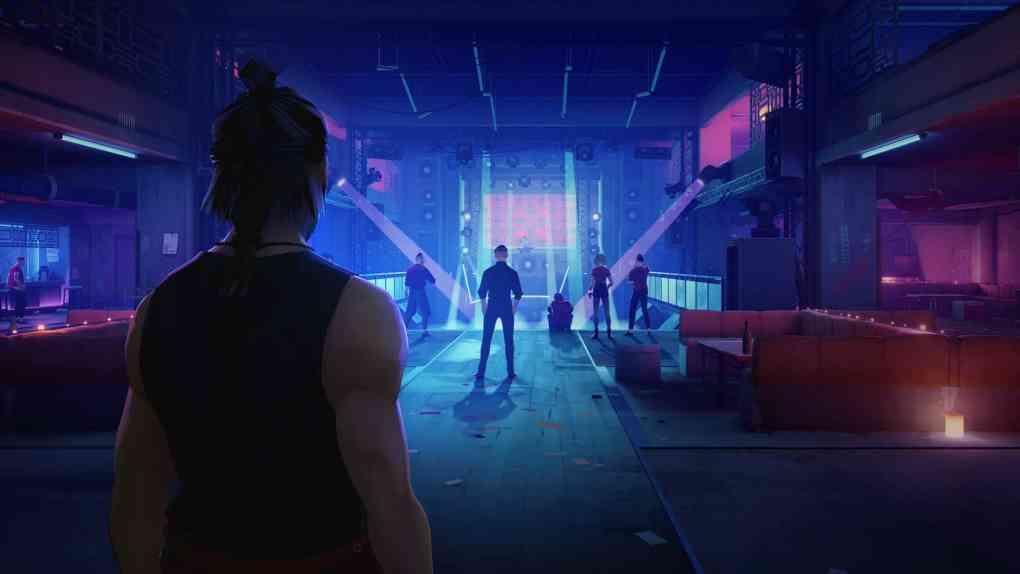 SIFU Reveal Screenshot Dancefloor