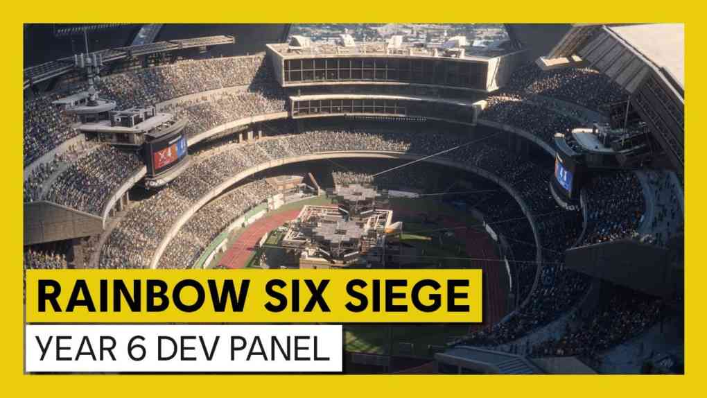Tom Clancys Rainbow Six Siege Future of Siege Year 6 Dev Panel 1