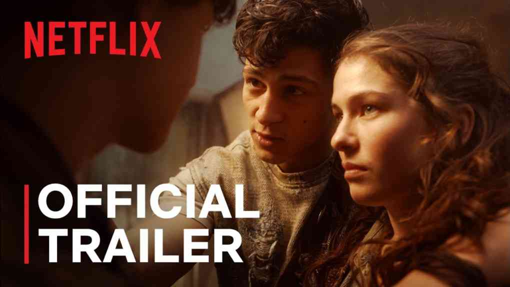 Tribes of Europa Official Trailer Netflix