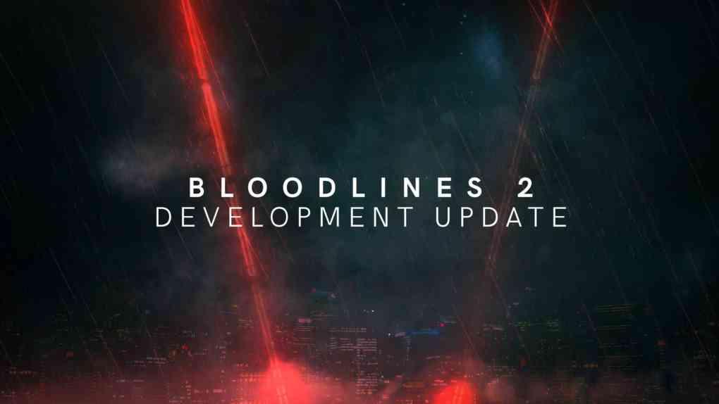 Vampire the Masquerade – Bloodlines 2 Update