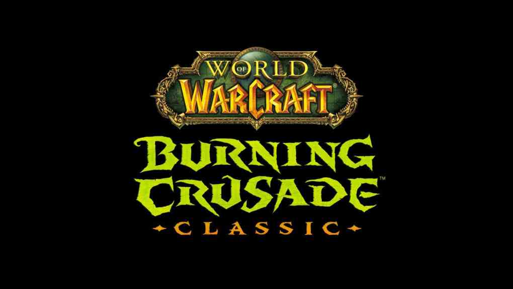 WoW C BurningCrusade Logo