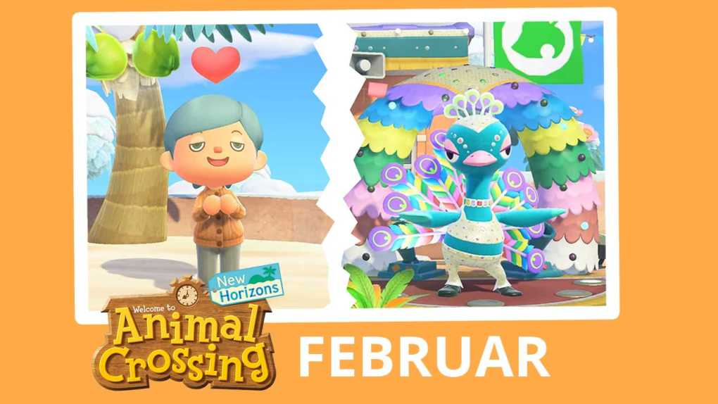 animal crossing new horizons februar 2021
