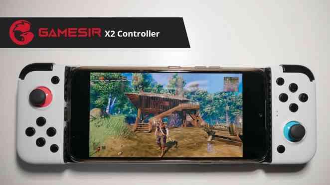 gamesirx x2 test
