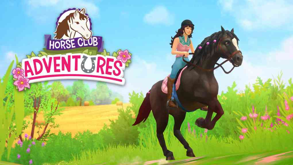 horse club adventures cover