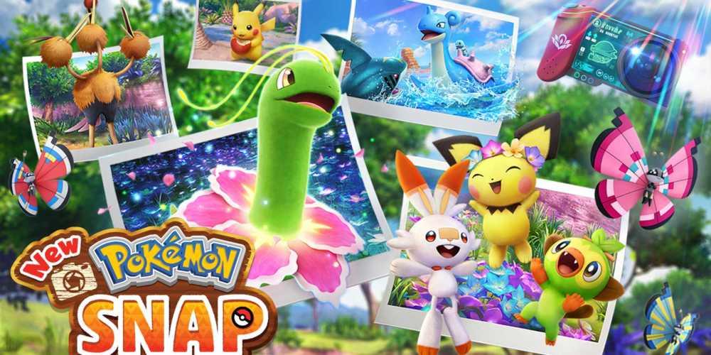 new pokemon snap cover