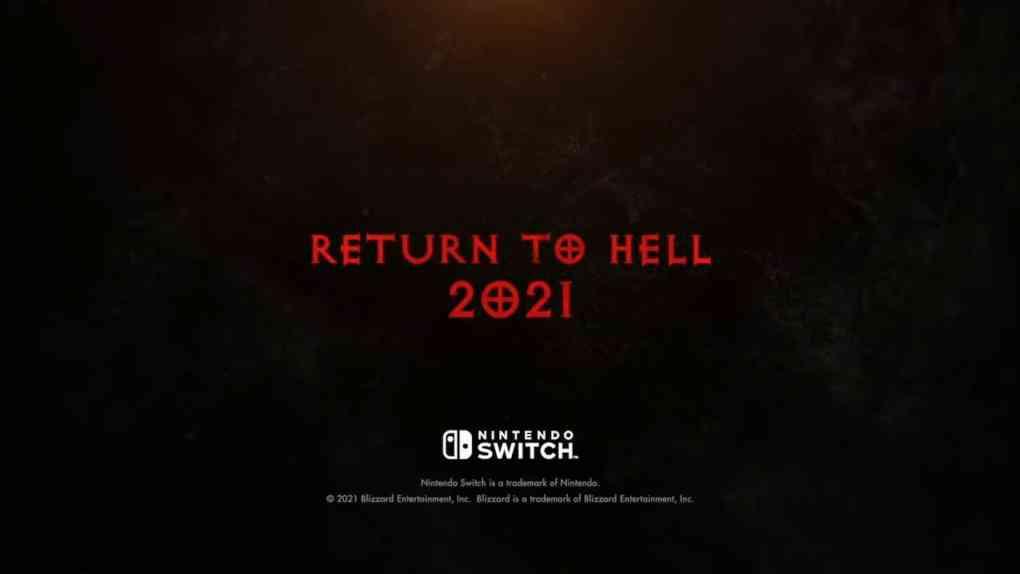 nintendo switch diablo 2 resurrected