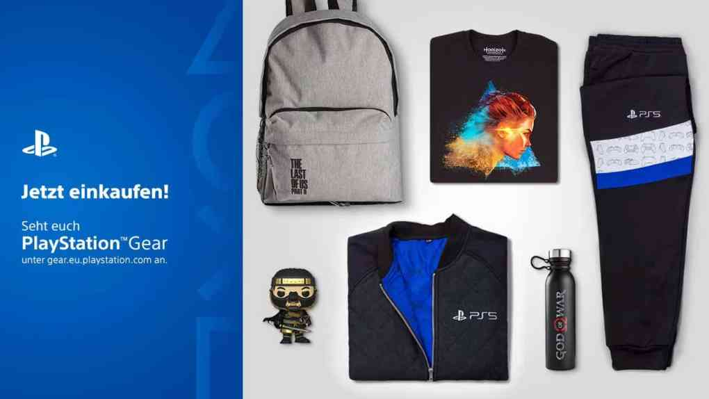 playstation gear store 2021