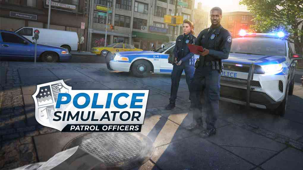 police simulator patrol officers