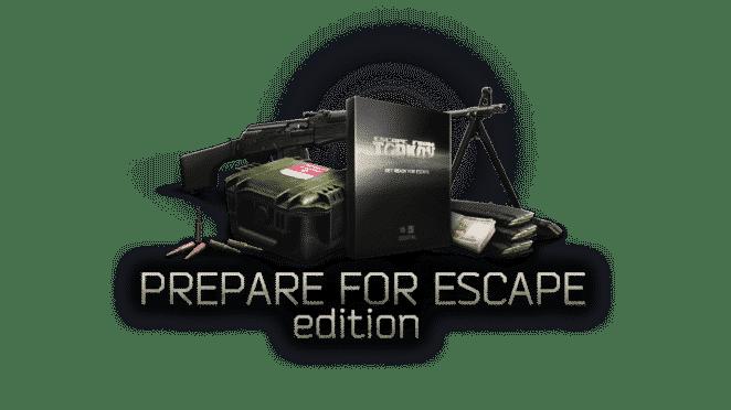preorder prepare for escape