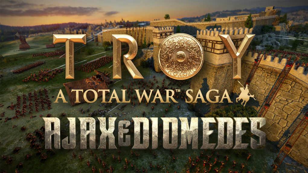 total war troy Ajax Diomedes