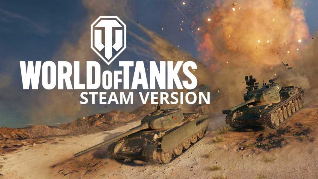 wargaming wot world of tanks steam version