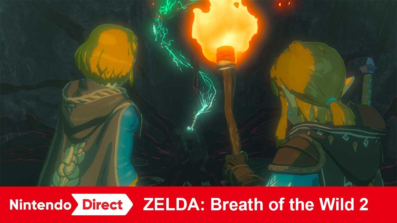 Nintendo Direct Zelda Breath Of The Wild 2 Wurde Kurz Erwahnt Gaming Grounds De