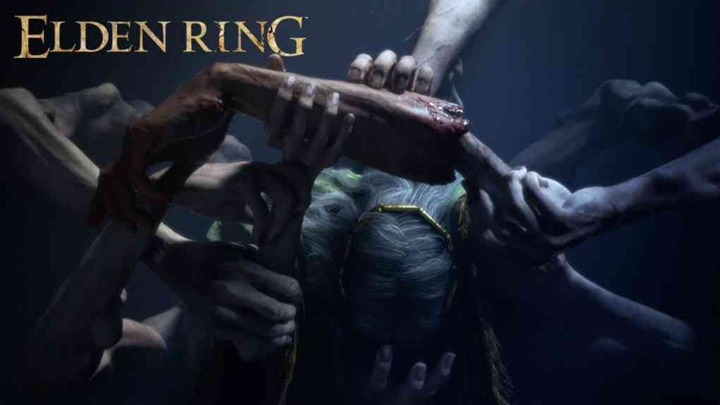 German Elden Ring E3 Announcement Trailer 1