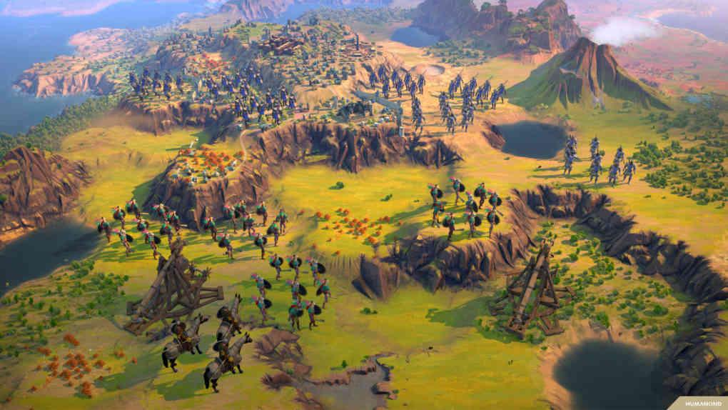 HUMANDKIND Gameplay Screenshot