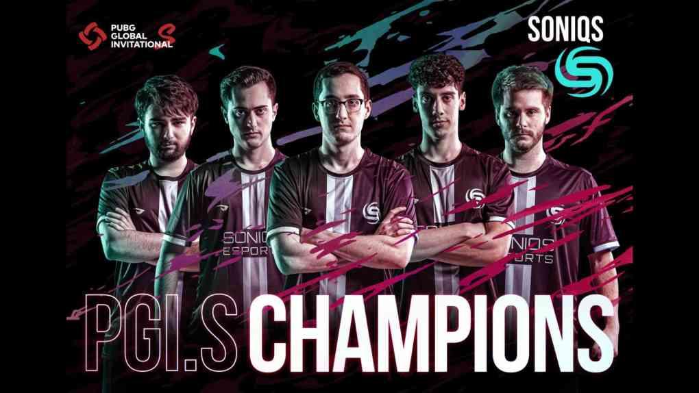 PGI.S Soniqs Esports Champions