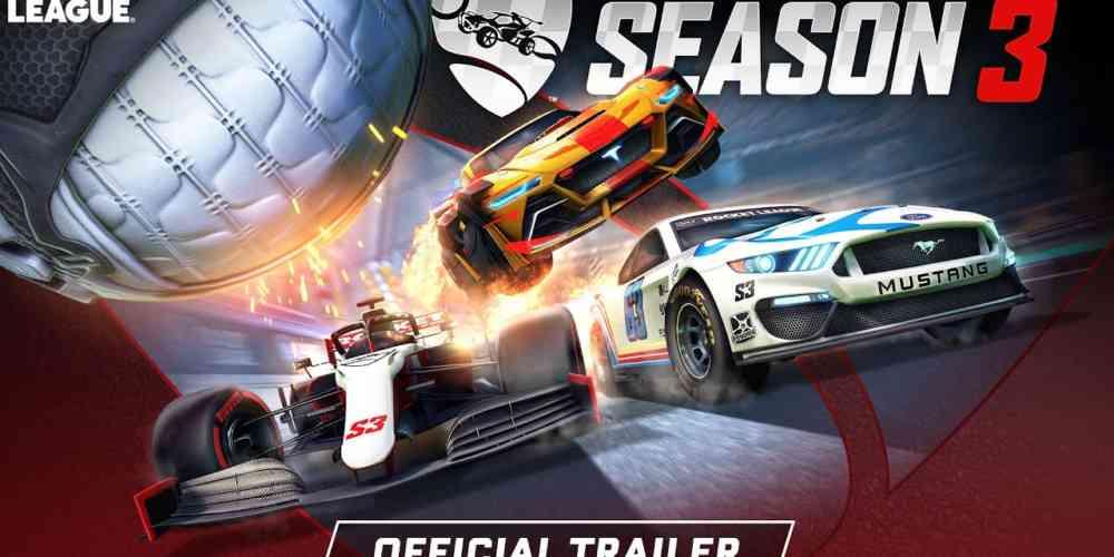Rocket League® Season 3 Trailer