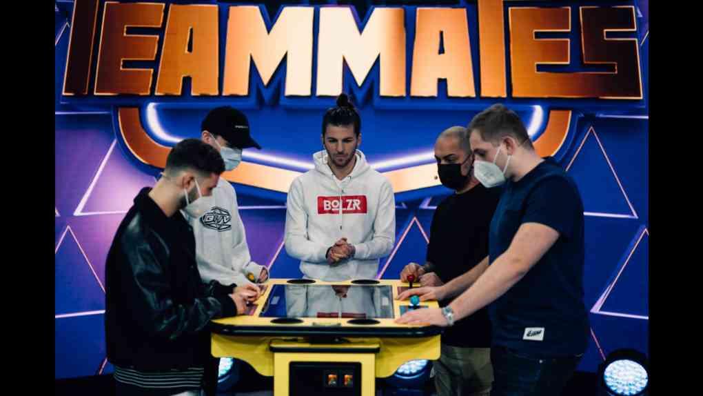 Teammates Show Auftakt