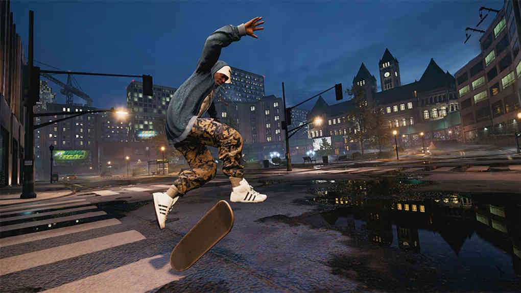 Tony Hawk ProSkater 2 KCampbell