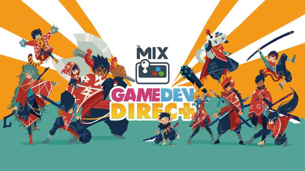 game dev direct the mix