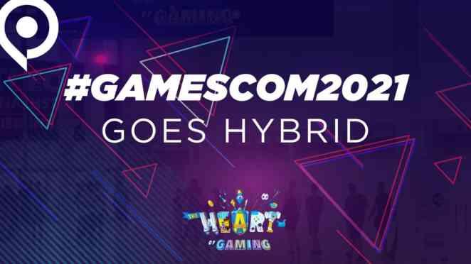 gamescom 2021 hybrid