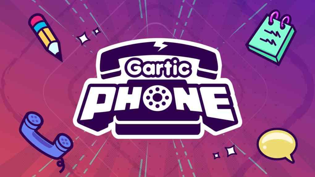 gartic phone header